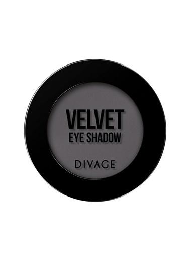Divage Divage Velvet - Mat Göz Farı 7301 Renkli